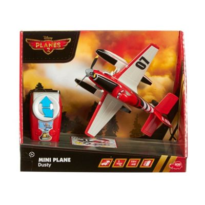 Disney Planes Mini Dusty Radio Controlled Plane - . -