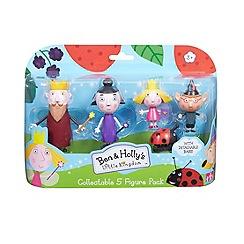 Ben & Holly's Little kingdom - 5-Figure Pack