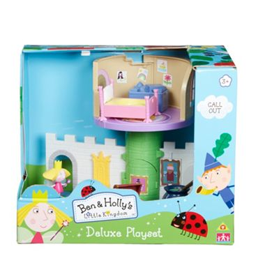 Ben & Holly´s Little kingdom Thistle Castle Playset - . -