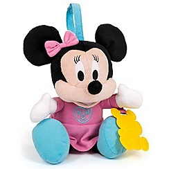 Disney - Baby Minnie Small Talking Plushá