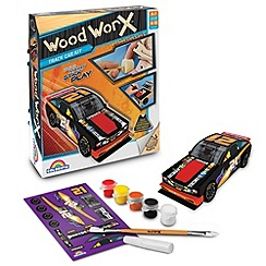 Wood Worx - Track Car Kit