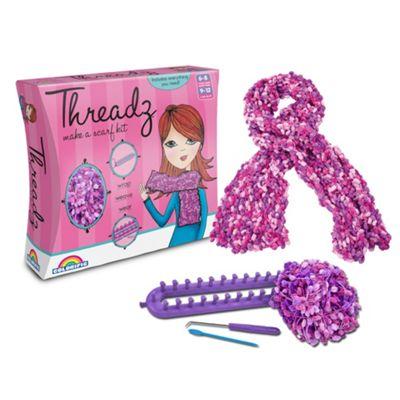 Colorific Threadz Make a Scarf Kit - . -
