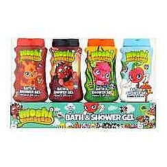 Moshi Monsters - Bath & shower gel set