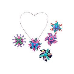 Flair Create - Cool Create Bloom Pops  Flower Jewellery Pack