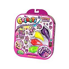 Flair Create - Gelarti Glitter Designer Series - Ladybug Garden