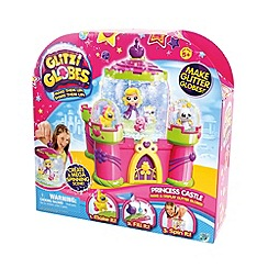 Flair Create - Glitzi Globes Spin Scene - Princess Castle