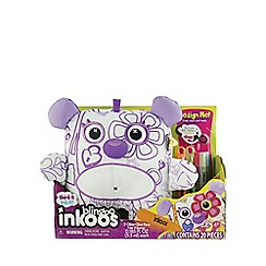 Flair Create - Deluxe Blingoos Colour-In Inkoos Bear