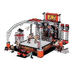 WWE - Stackdown Survivor Series Deluxe Ring Set