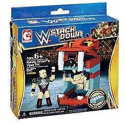 WWE - Stackdown Starter Set Randy Orton's Viper Pit