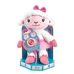 Doc McStuffins - Hearts A Glow Lambie