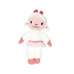Doc McStuffins - Magical Friends Large Talking Plush - Chit Chattin'  Lambie