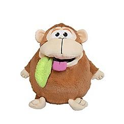 Flair - Giant Tummy Stuffers Brown Monkey