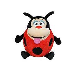 Flair - Giant Tummy Stuffers Red Ladybird