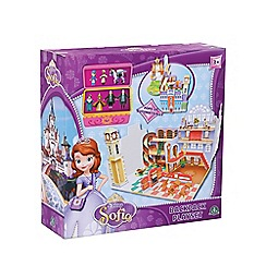 Disney Sofia the First - Royal Prep Academy Backpack Playset