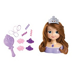 Disney Sofia the First - Styling Head