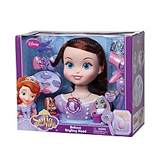 Disney Sofia the First - Deluxe Styling Head