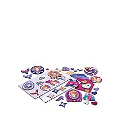 Disney Sofia the First - Cool Create Sticker Scratcherz