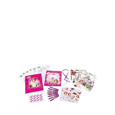 Disney Sofia the First Cool Create Princess in Training Journal - . -