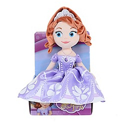 Disney Sofia the First - Large Doll In Gift Box