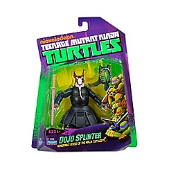 Teenage Mutant Ninja Turtles - Action Figure Splinter with Mask