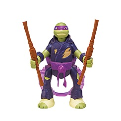 Teenage Mutant Ninja Turtles - Throw N Battle Donnie Figure