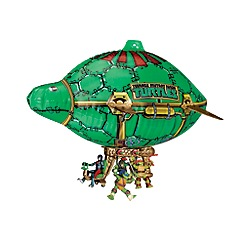 Teenage Mutant Ninja Turtles - High Flyin' Blimp Vehicle