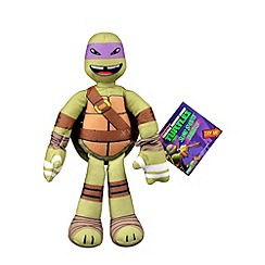 Teenage Mutant Ninja Turtles - Sling Shouts Talking Plush - Donnie