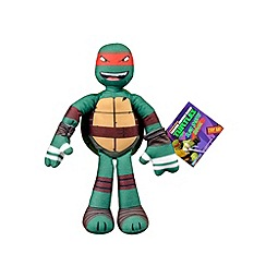 Teenage Mutant Ninja Turtles - Sling Shouts Talking Plush - Raph
