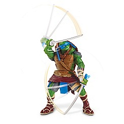 Teenage Mutant Ninja Turtles - Movie Deluxe Figure Leo
