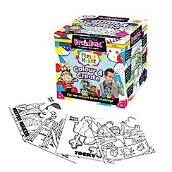 The Green Board Game Co - BrainBox Mister Maker Colour and Create Memory Game
