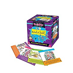 The Green Board Game Co - BrainBox Roald Dahl Memory Game