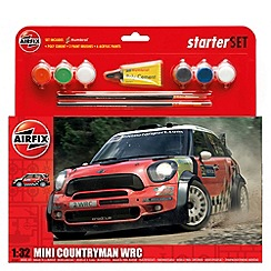 Airfix - Mini Countryman Wrc