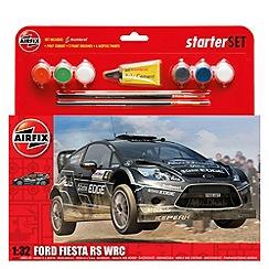 Airfix - Starter Set Large Ford Fiesta Wrc