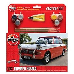 Airfix - Starter Set Triumph Herald