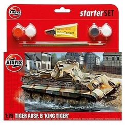 Airfix - Starter Set Medium King Tiger