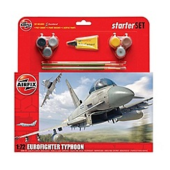 Airfix - Starter Set Eurofighter Typhoon