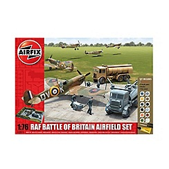 Airfix - WWII Raf Battle Of Britain Airfield Set