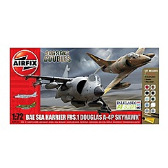 Airfix - Dogfight Double A-4 / Harrier Frs-1