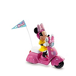 Minnie Mouse - RC Scooter