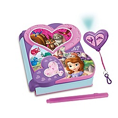 Disney Sofia the First - Sofia's Electronic Secret Diary