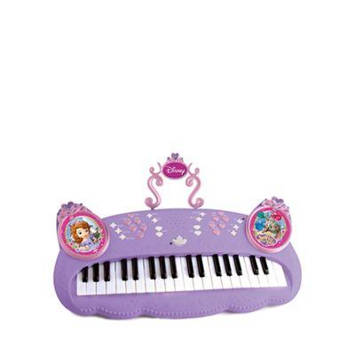 Disney Sofia the First Keyboard - . -