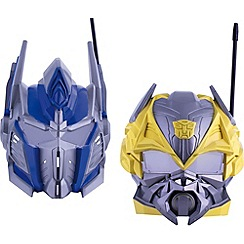 Transformers - Intercom Mask