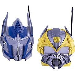 Transformers - Intercom Mask
