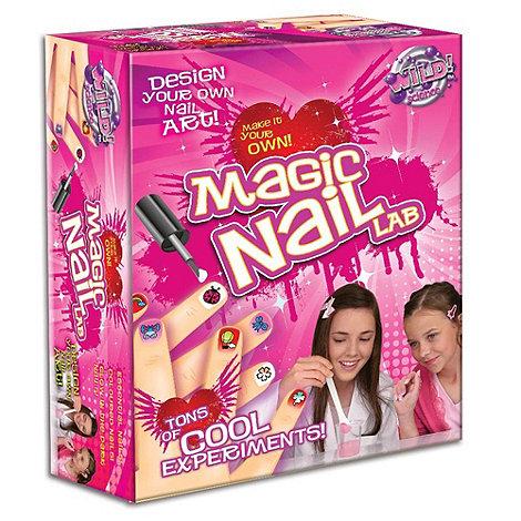 Wild Science - Magic Nail Lab