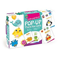 CraftBox - Pop-Up Thank You Cards