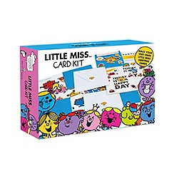Little Miss - Card Kit