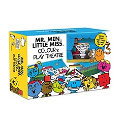 Mr Men - Mr. Men & Little Miss Colour & Play Theatre