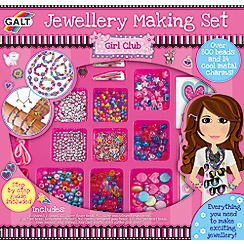 Galt - Girl Club Jewellery Making Set