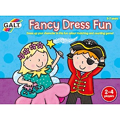 Galt - Fancy Dress Fun