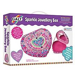 Galt - Sparkle Jewellery Box